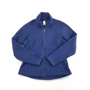 Patagonia Synchilla Fleece Zip Up Sweater Coat